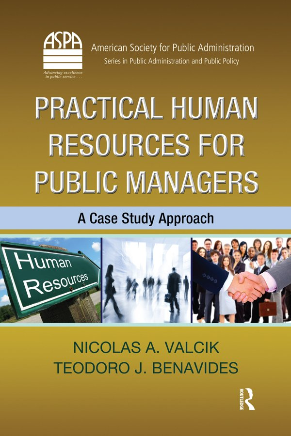Practical Human Resources for Public Managers