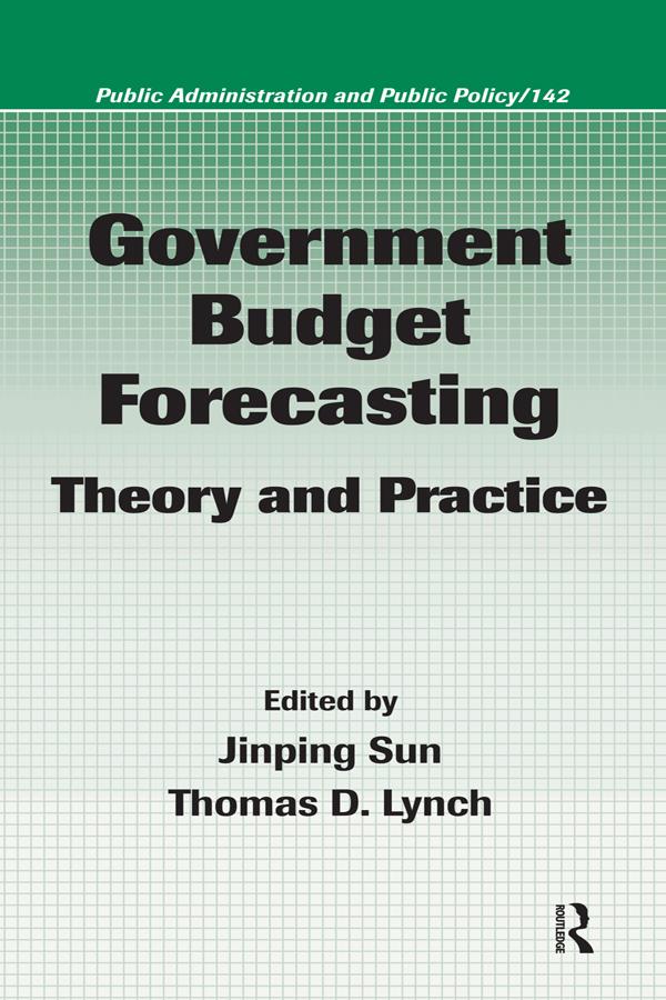 Federal Revenue Forecasting
