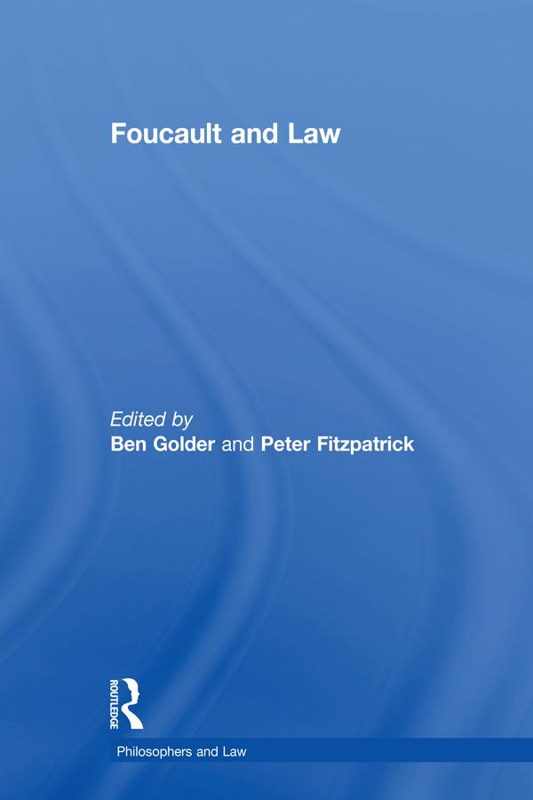Foucault and Law