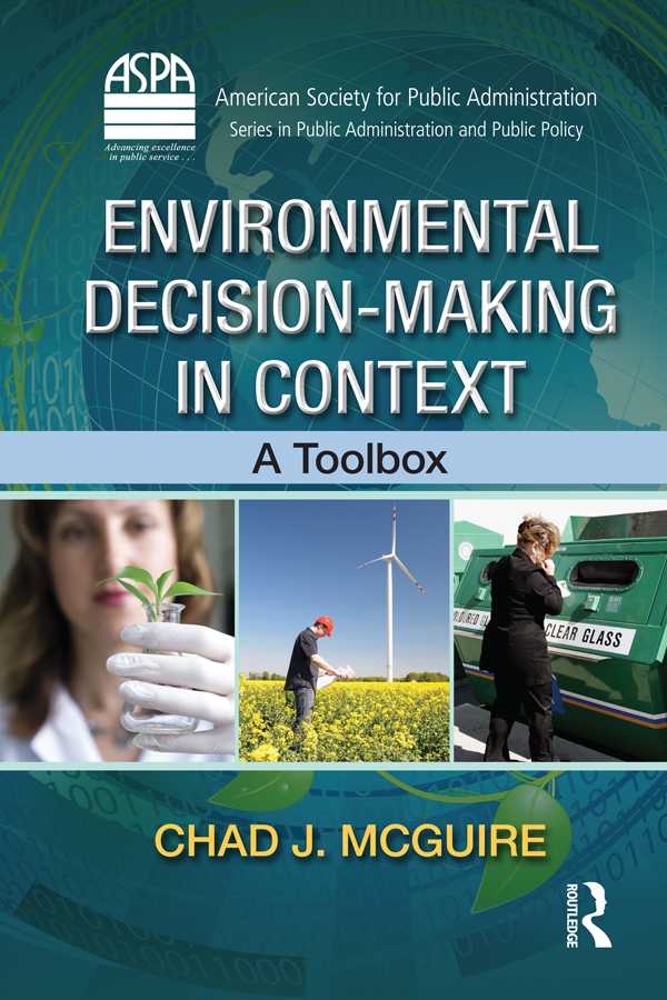 Science of Environmental Decision-Making