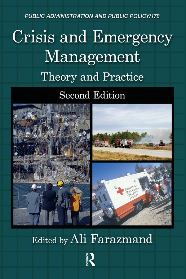 Role of Technology and Human Factors in Emergency Management