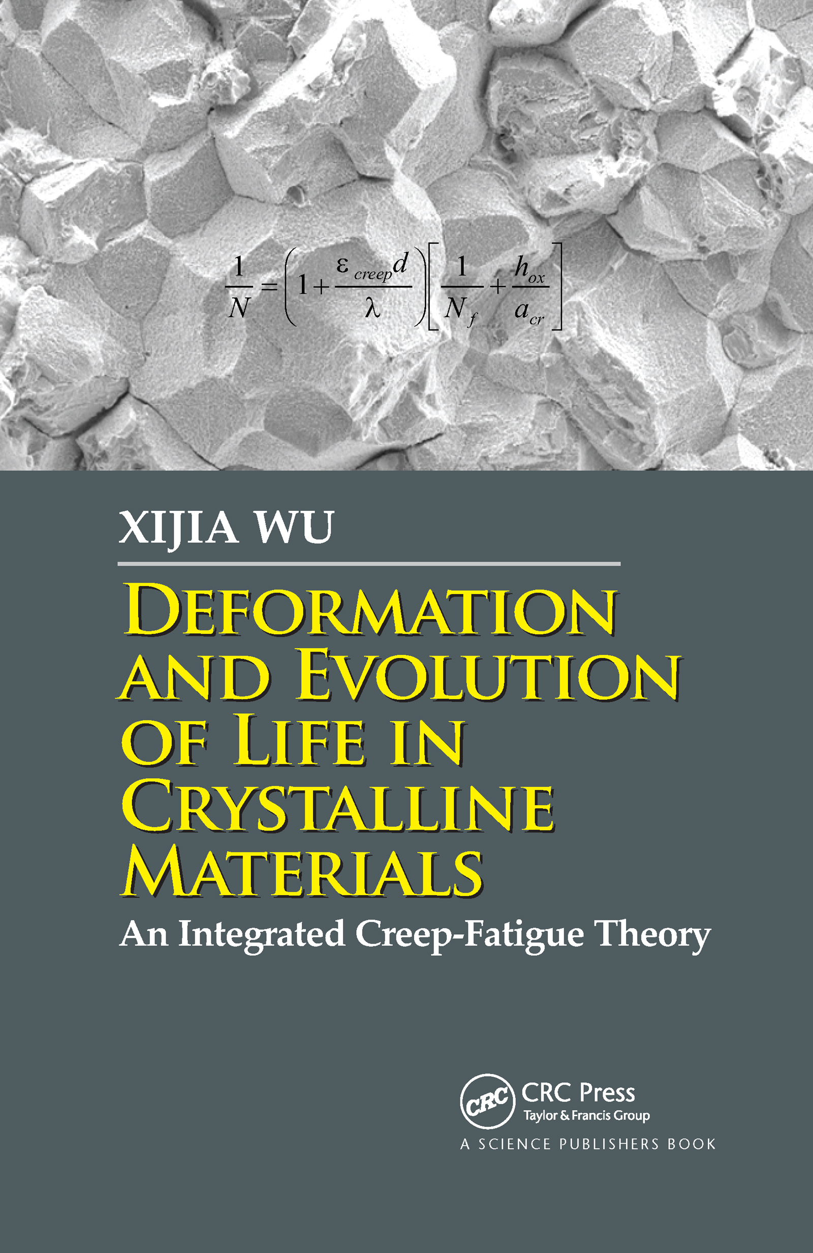 Deformation and Evolution of Life in Crystalline Materials