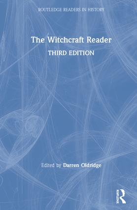 The Witchcraft Reader: 3rd Edition (e-Book) book cover