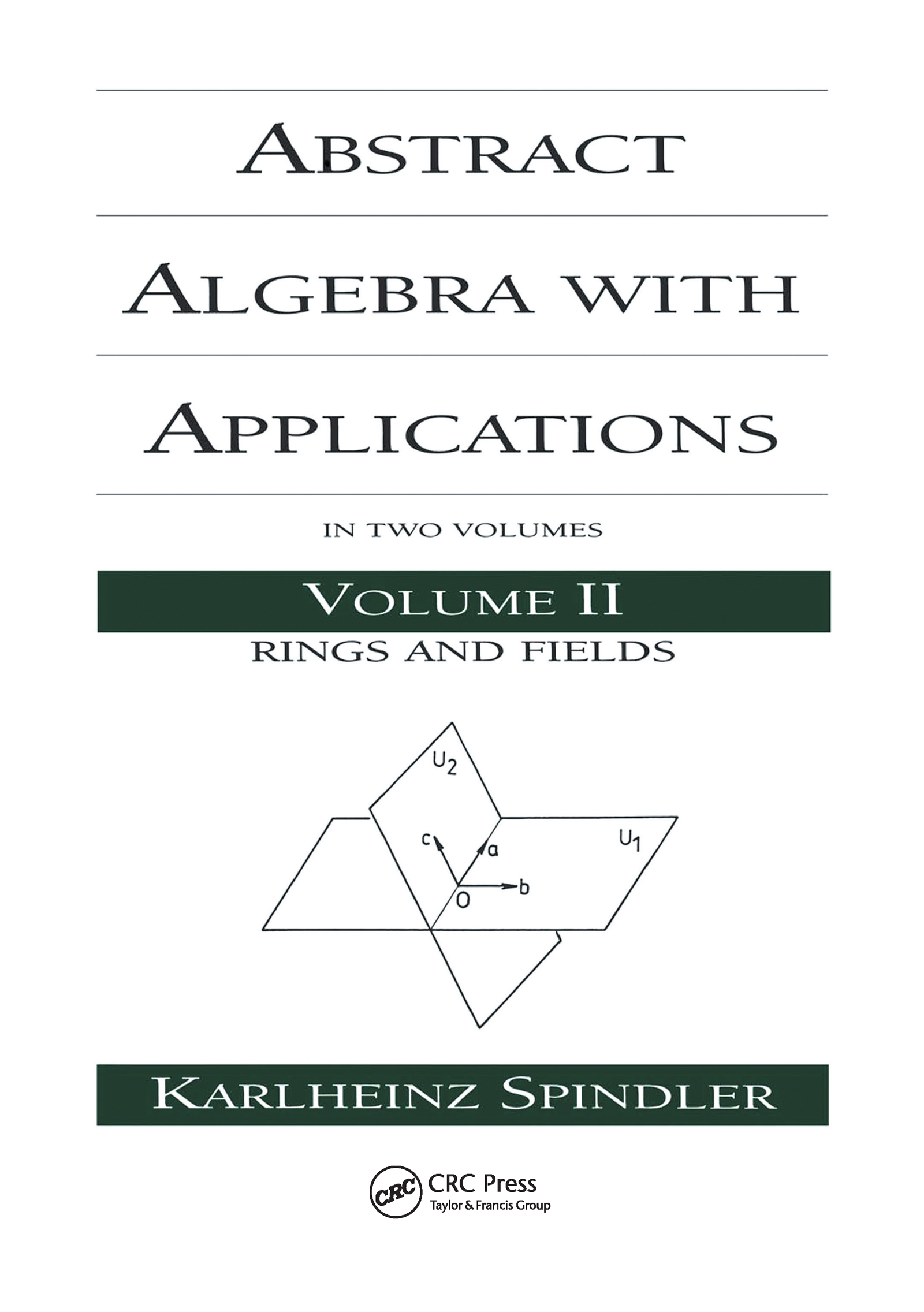 Abstract Algebra with Applications