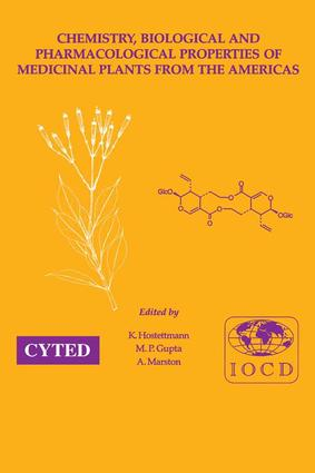 Chemistry, Biological and Pharmacological Properties of Medicinal Plants from the Americas