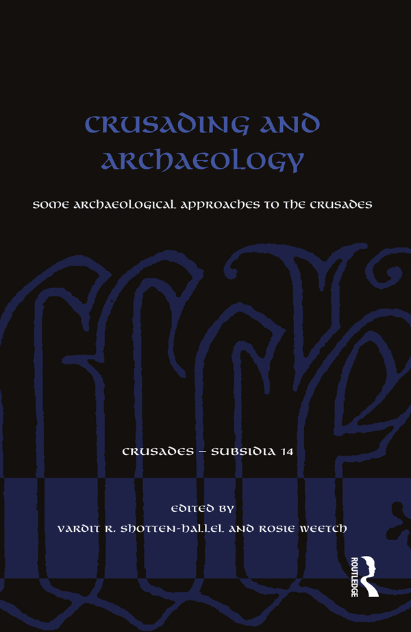 Crusading and Archaeology