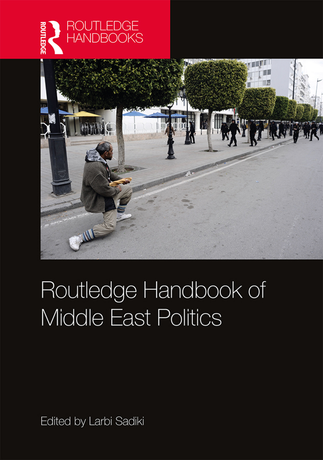 Routledge Handbook of Middle East Politics book cover