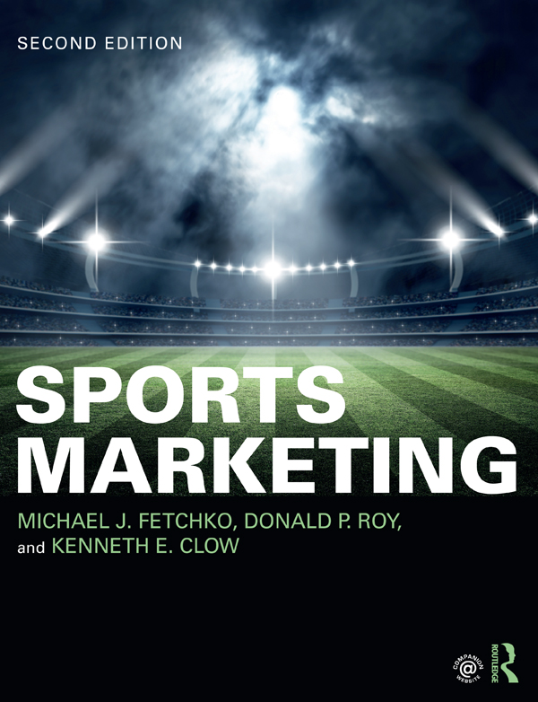 Sports Marketing book cover