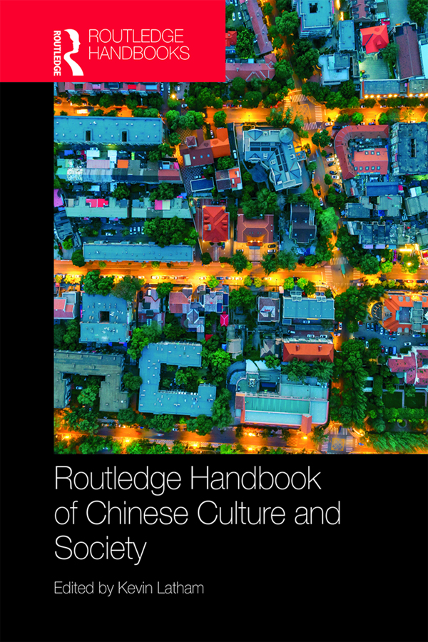 Routledge Handbook of Chinese Culture and Society book cover