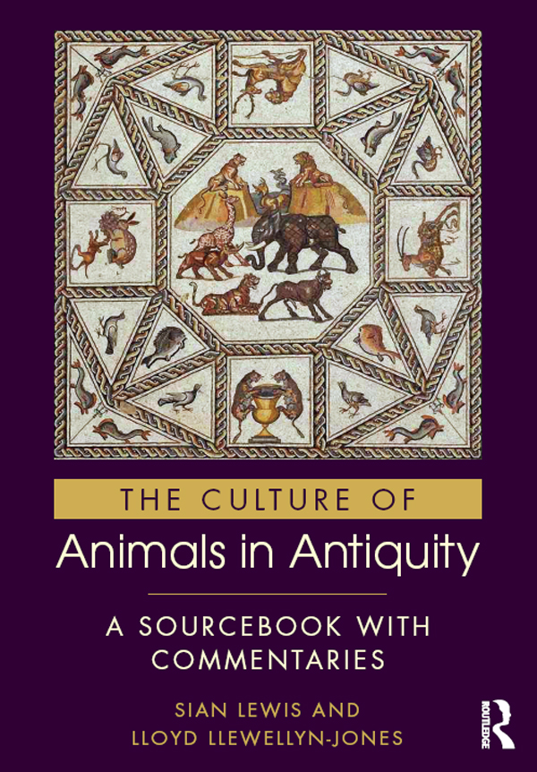 The Culture of Animals in Antiquity