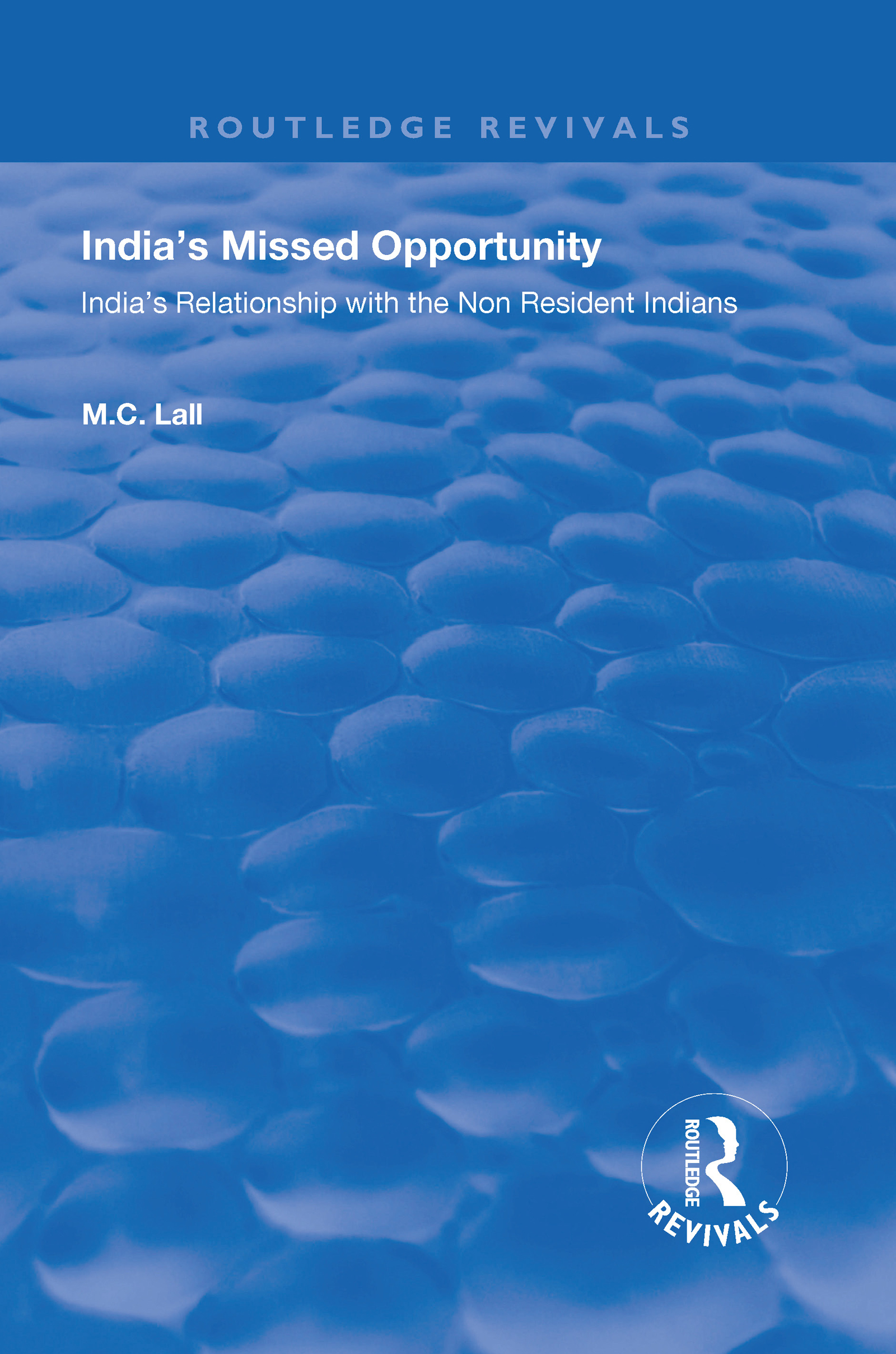 India's Missed Opportunity