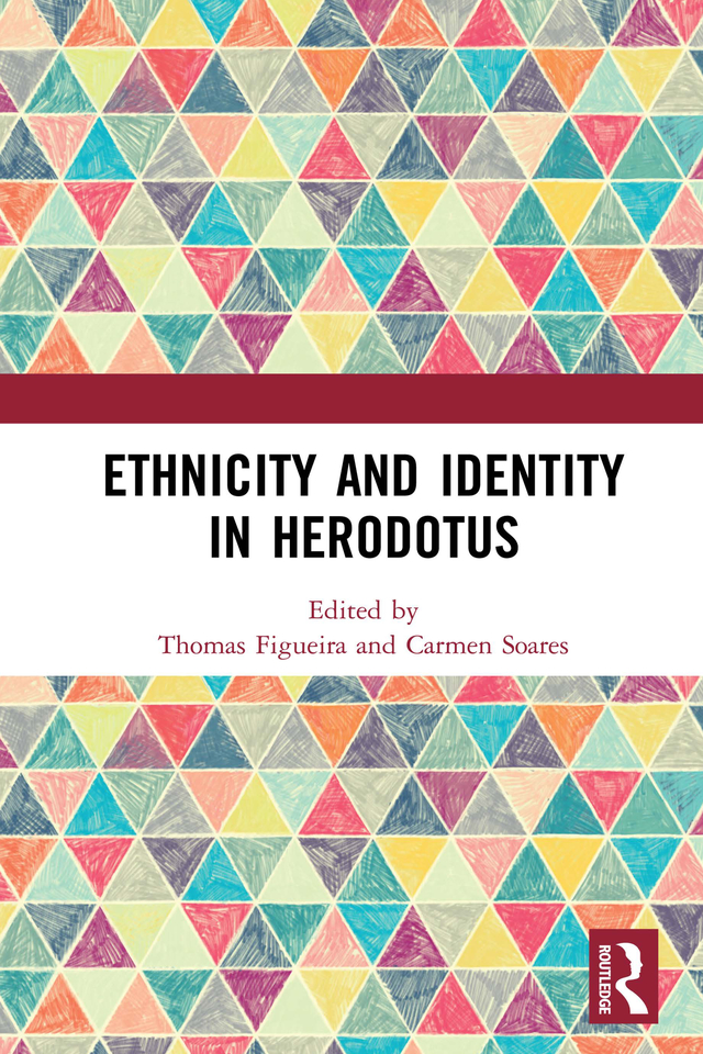 Ethnicity and Identity in Herodotus book cover