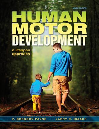 Human Motor Development: A Lifespan Approach book cover