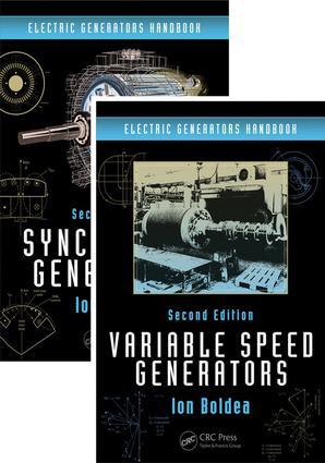 Electric Generators Handbook - Two Volume Set