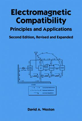 Electromagnetic Compatibility: Principles and Applications, Second Edition, Revised and Expanded, 2nd Edition (e-Book) book cover