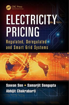 Electricity Pricing: Regulated, Deregulated and Smart Grid Systems, 1st Edition (e-Book) book cover