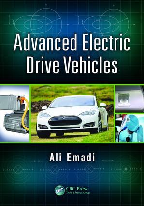 Advanced Electric Drive Vehicles: 1st Edition (e-Book) book cover