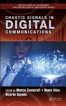 Chaotic Signals in Digital Communications: 1st Edition (e-Book) book cover