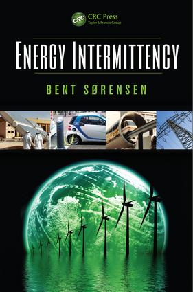 Energy Intermittency: 1st Edition (e-Book) book cover