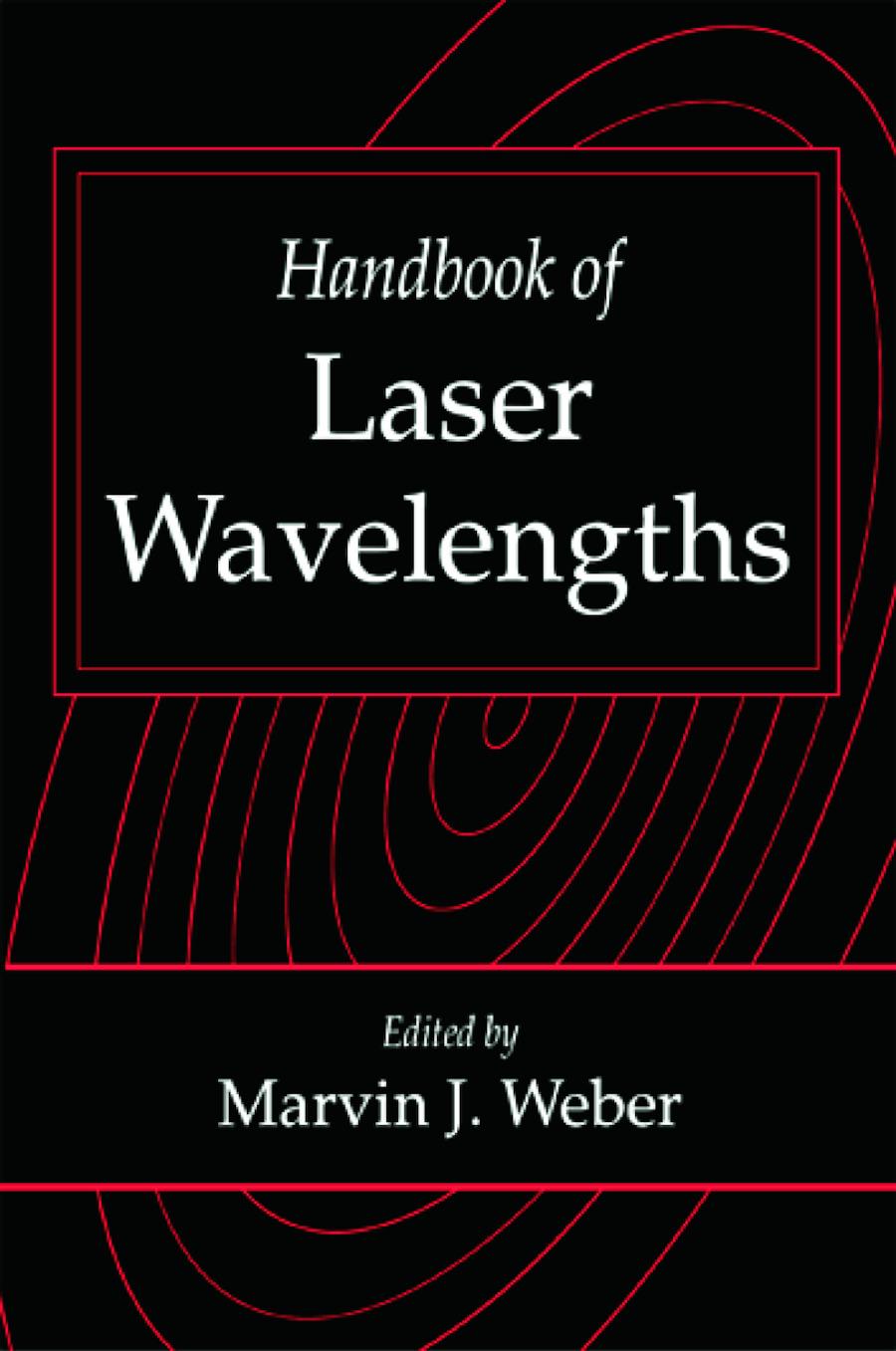 Handbook of Laser Wavelengths