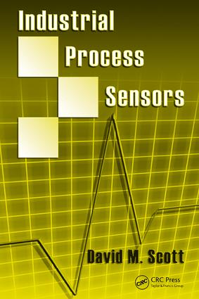 Industrial Process Sensors: 1st Edition (e-Book) book cover
