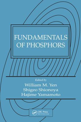 Principal phosphor materials and their optical properties
