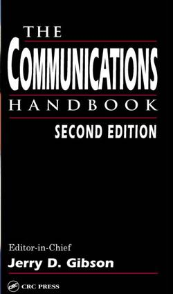 The Communications Handbook: 2nd Edition (e-Book) book cover