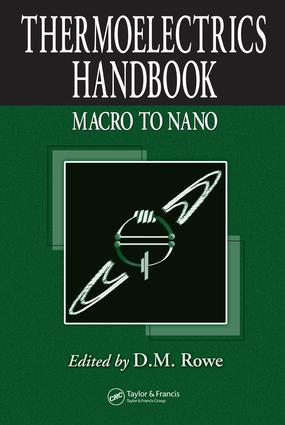 Thermoelectrics Handbook