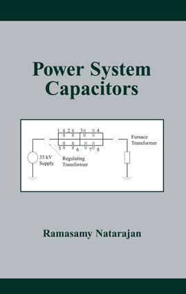 Power System Capacitors: 1st Edition (e-Book) book cover