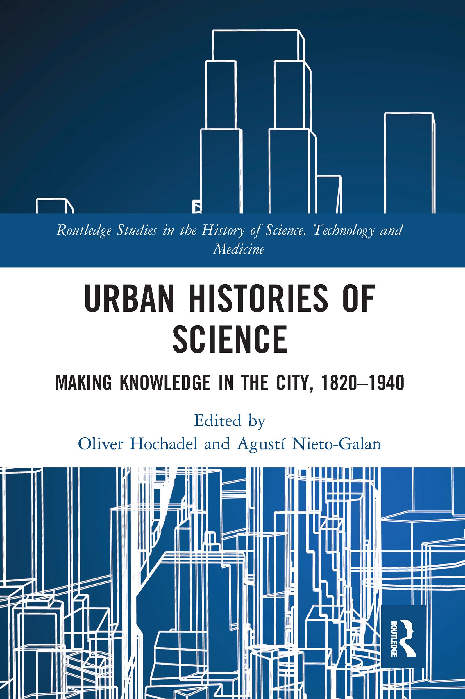 Urban Histories of Science