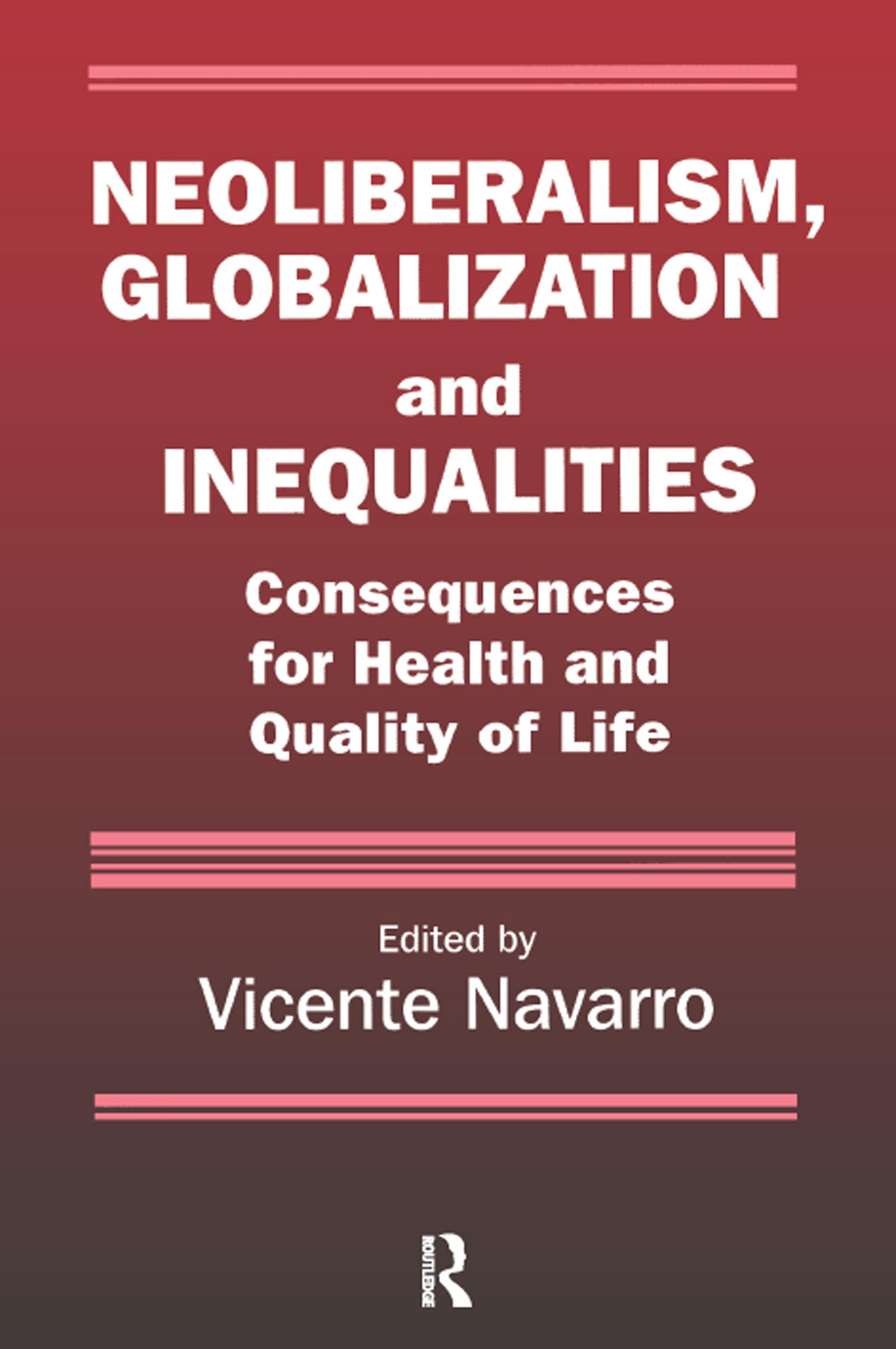 Economic Efficiency versus Social Equality? The U.S. Liberal Model versus The European Social Model
