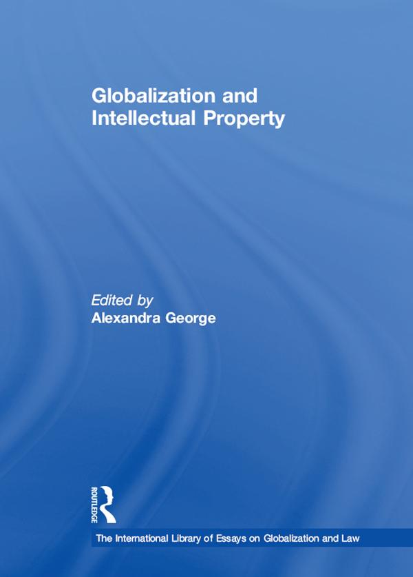 Globalization and Intellectual Property