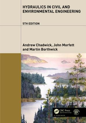 Hydraulics in Civil and Environmental Engineering: 5th Edition (e-Book) book cover