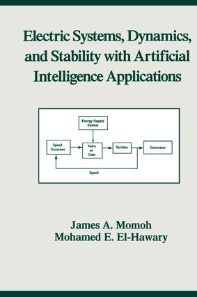 Electric Systems, Dynamics, and Stability with Artificial Intelligence Applications