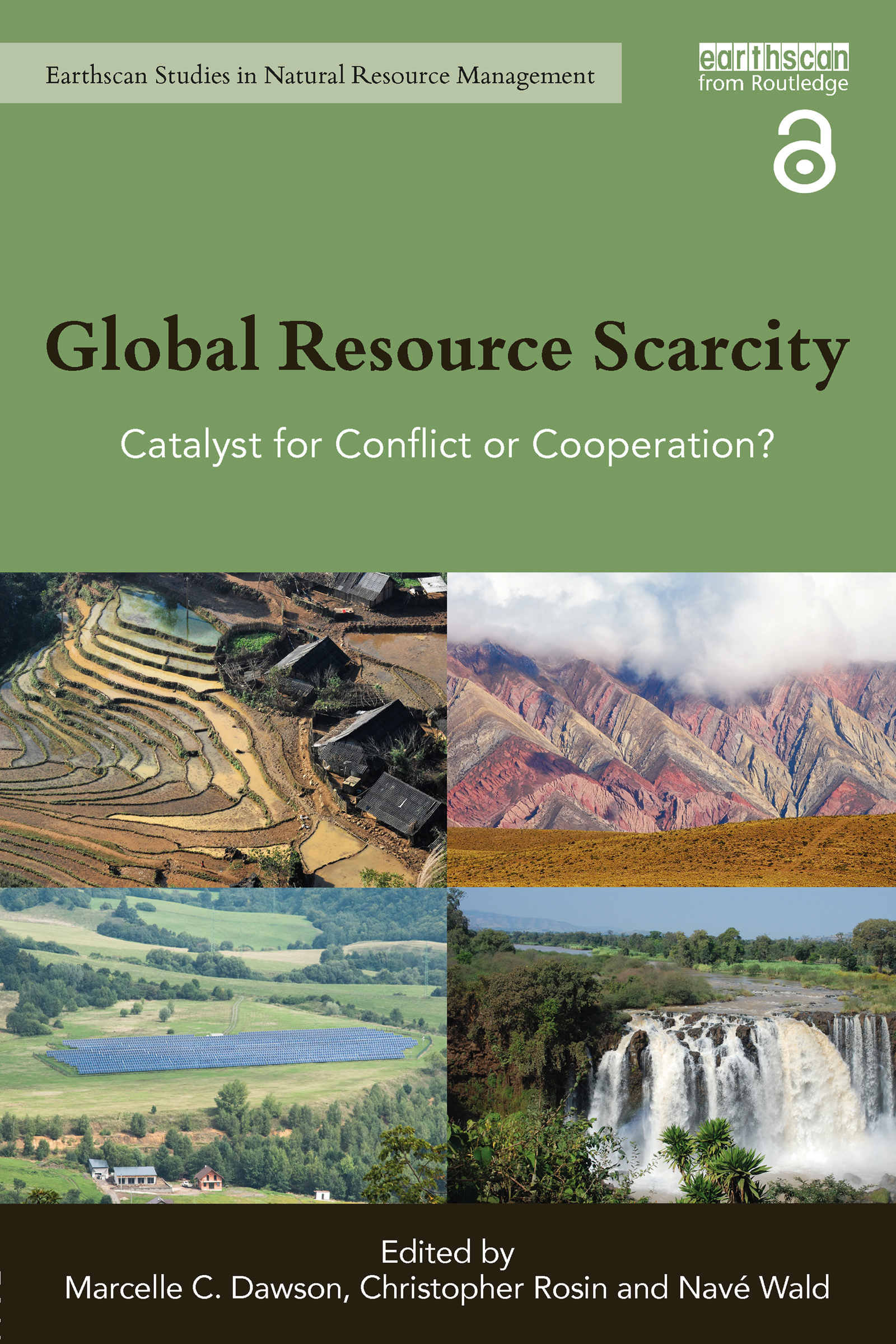 Global Resource Scarcity