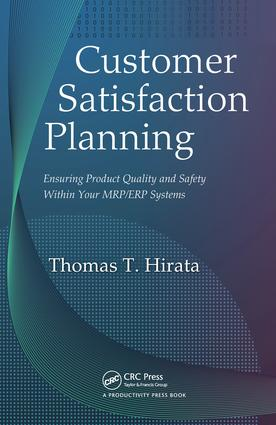 Customer Satisfaction Planning
