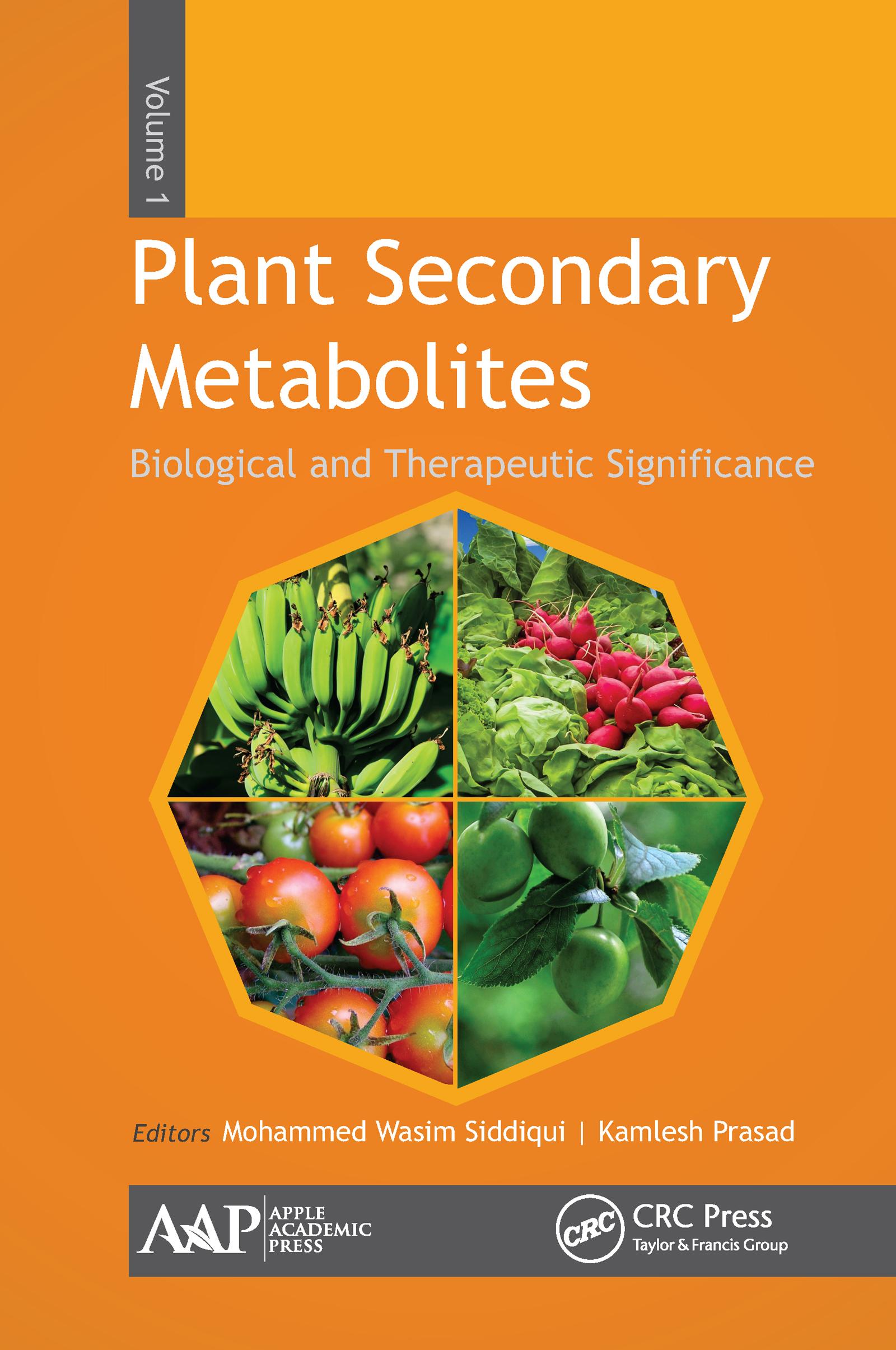 Plant Secondary Metabolites, Volume One