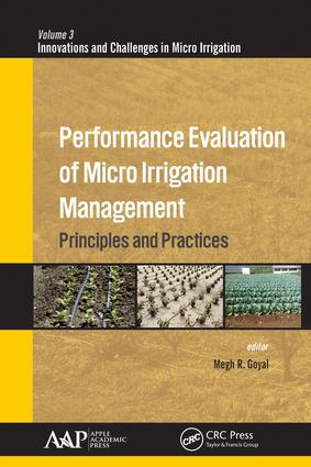 Performance Evaluation of Micro Irrigation Management