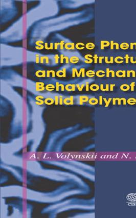 Surface Phenomena in the Structural and Mechanical Behaviour of Solid Polymers
