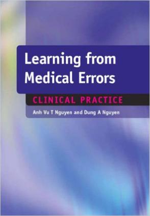 Learning from Medical Errors: Clinical Problems, 1st Edition (e-Book) book cover