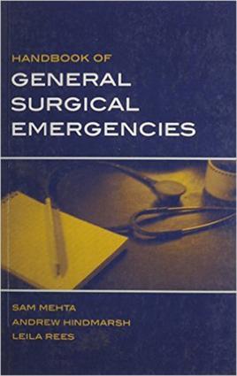 Handbook of General Surgical Emergencies