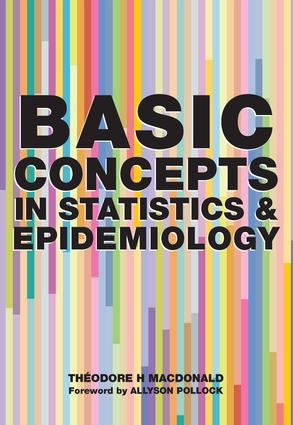 Basic Concepts in Statistics and Epidemiology book cover