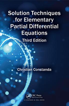 Solution Techniques for Elementary Partial Differential Equations