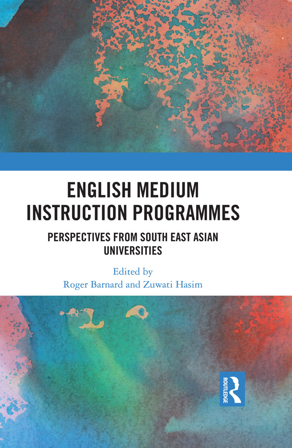 English Medium Instruction Programmes