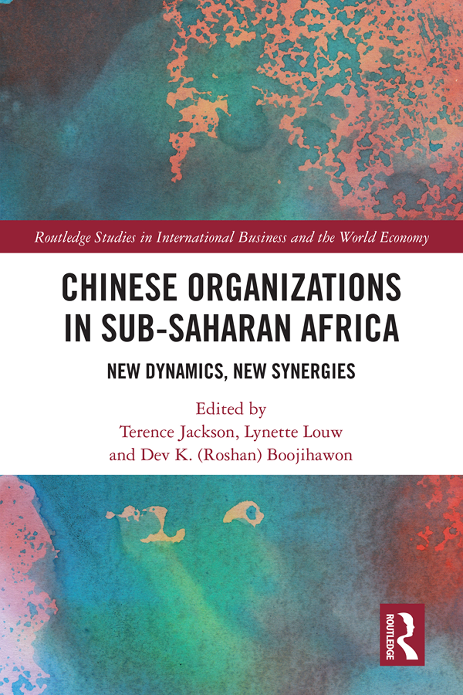 Current research on Chinese organizations in Africa