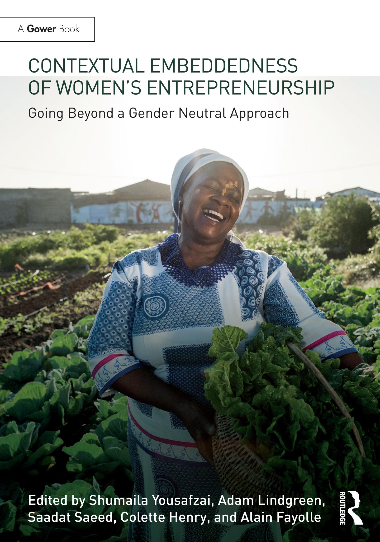 Contextual Embeddedness of Women's Entrepreneurship