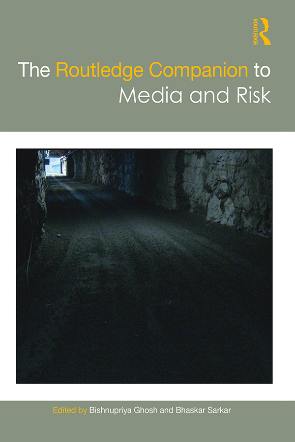 The Routledge Companion to Media and Risk book cover