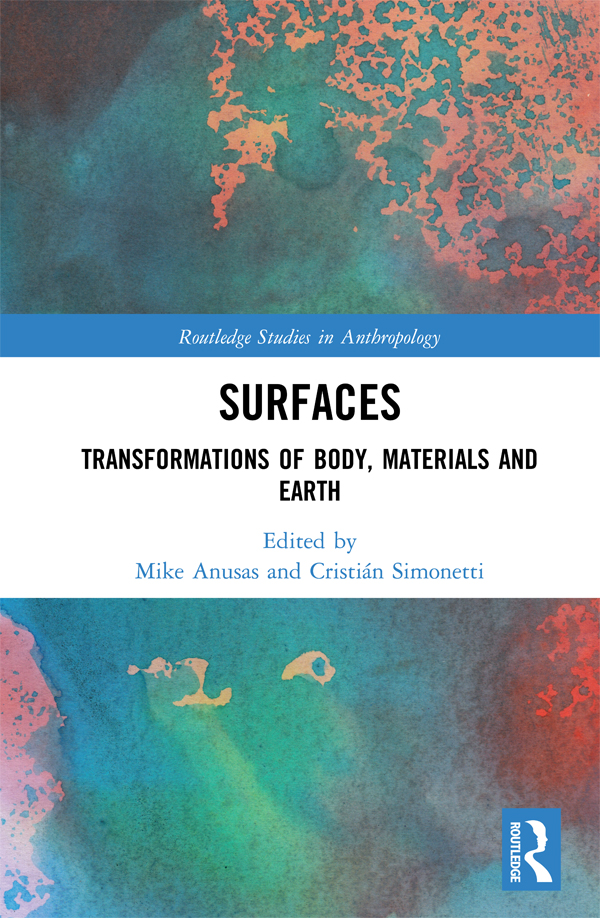 Surfaces: Transformations of Body, Materials and Earth book cover
