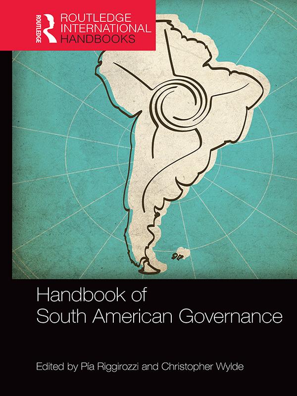 Handbook of South American Governance