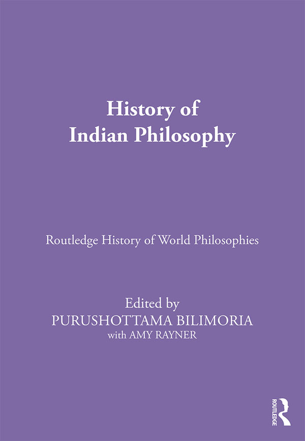 History of Indian Philosophy